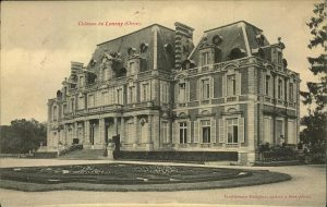 Le château (collection Claude Gesbert)