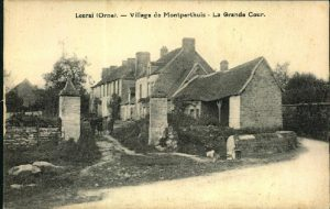 Village de Montperthuis (collection Claude Gesbert)