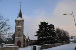 L'église (photo Olivier-Joël Pimont)