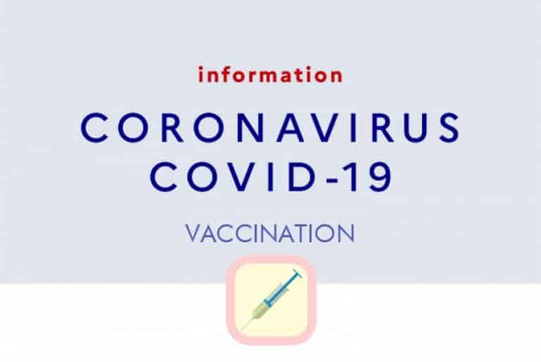 Info Vaccination COVID-19