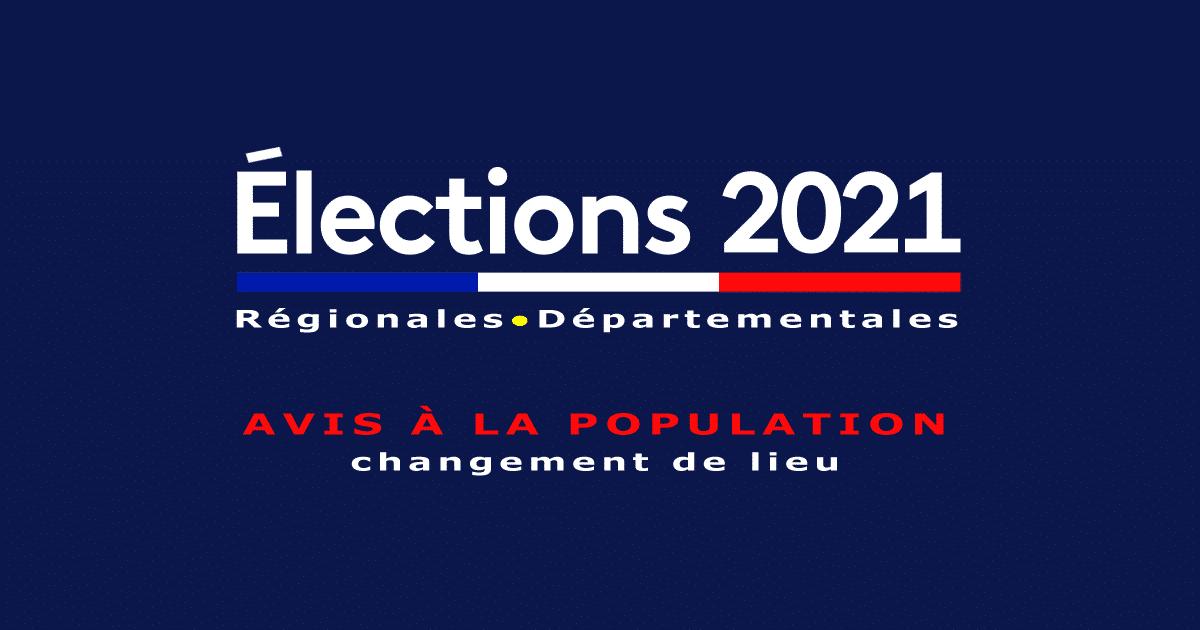 Bureaux de vote – Programme des candidats